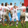 квалификация Евро U-21, сборная России U-21, сборная Словении U-21, Арена Химки, Константин Базелюк