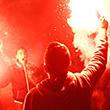 Как Босния радуется выходу на чемпионат мира