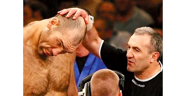 Манвел Габриэлян: «У Кличко ноги страшные – как у шахматиста голова»