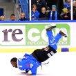 Танцы Африки. Как празднуют победу хоккеисты из Свазиленда