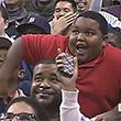 Танцевальная битва на матче НБА. Подборка позитивных гифок
