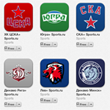 26 приложений для iOS и Android от Sports.ru – для болельщиков клубов КХЛ