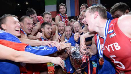 Rusiya tarixində ilk dəfə Avropa çempionu oldu.