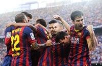 Победа «Барселоны» в класико, хет-трик Суареса и другие события субботы