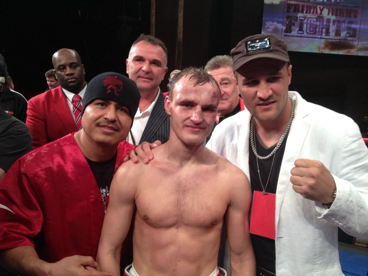 Градович: Российские боксеры - будущее профессионального бокса