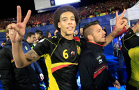 Бельгия, Колумбия и еще 13 команд, которые отобрались на чемпионат мира