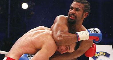 «С Кличко нужно драться грязно»