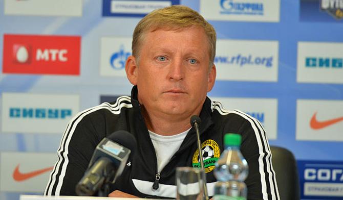 В «Кубани» подтвердили назначение Игоря Осинькина на пост главного тренера