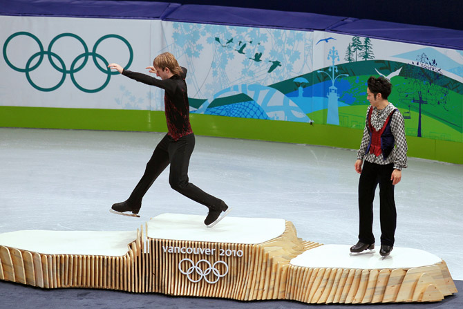 пьедестал олимпийский фото