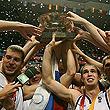 Евгений Бурин, сборная России, Евробаскет-2007