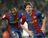 Барселона, Реал Мадрид, Олегер Пресас, Лионель Месси, Гути, примера Испания