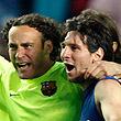 Барселона, Реал Мадрид, Севилья, Мальорка, Рауль Тамудо, примера Испания