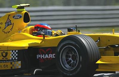 В дебютном Гран-при Ф-1 Тимо финишировал в очках