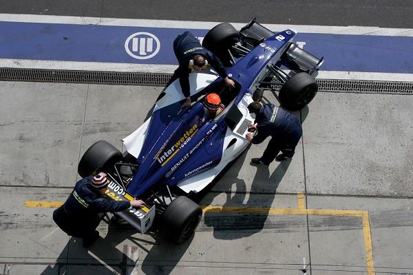 Даниил Мове делил машину с вице-чемпионом Мировой Серии