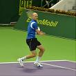 Николай Давыденко, Ришар Гаске, Филипп Кольшрайбер, ATP, Qatar ExxonMobil Open