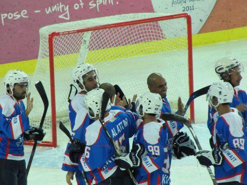 Сборная Кувейта по хоккею