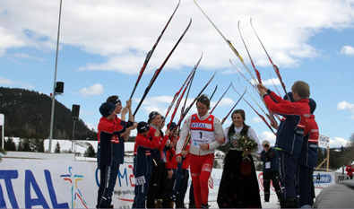 Чемпионат норвегии спринты