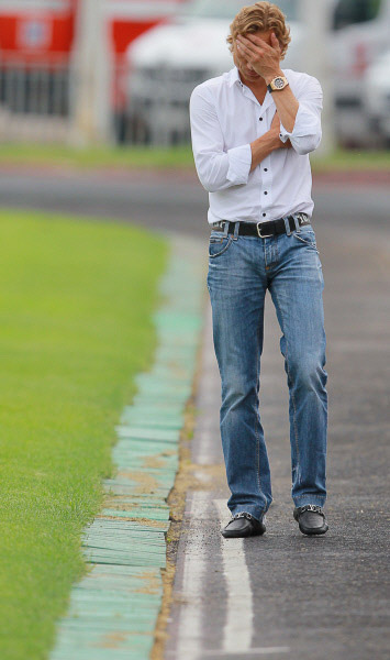 Три года тренера Валерия Карпина (Фото-Видео)