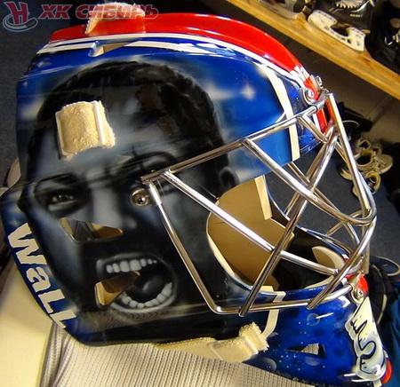 Брюклер будет выступать в новом шлеме - Хоккей - Sports.ru: http://www.sports.ru/hockey/141996855.html