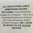 Лэнс Армстронг, велошоссе, допинг