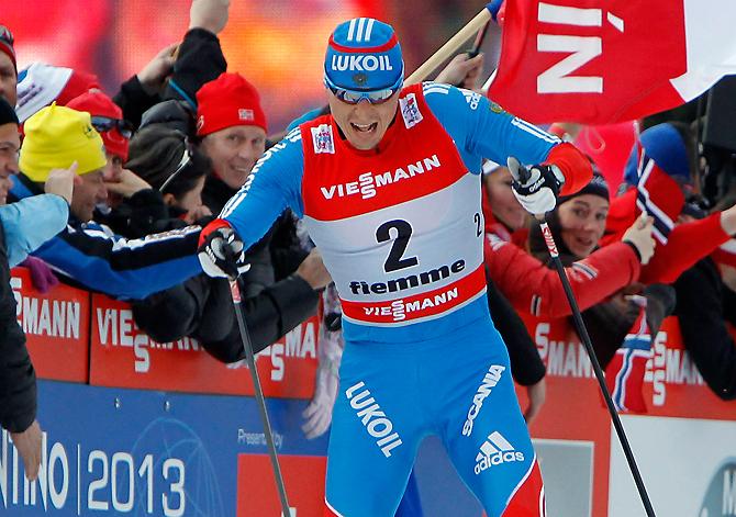 лыжные гонки, сборная России (лыжные гонки), Тур де Ски, Александр Легков