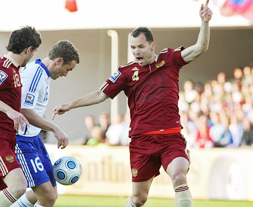 10 лучших игроков в истории сборной России