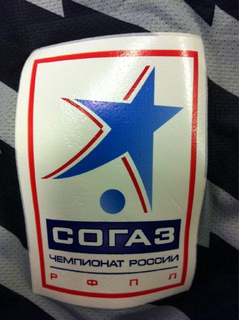 Новый логотип чемпионата России по футболу