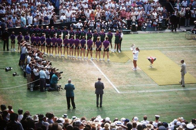 Tarixin ən titullu tennisçiləri