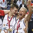 сборная России, Андрей Кириленко, Юта, Дэвид Блатт, Виктор Хряпа, Джерри Слоун, Евробаскет-2007