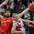 олимпийский баскетбольный турнир, Лондон-2012, сборная Испании, сборная России, сборная США, сборная Аргентины