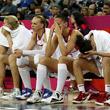 сборная Франции жен, Лондон-2012, олимпийский баскетбольный турнир жен, сборная России жен