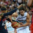 Лондон-2012, олимпийский баскетбольный турнир, сборная России, сборная Аргентины