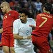 Павел Погребняк, сборная Португалии, Пепе, Жоау Моутинью, сборная Чехии, Евро-2008, сборная Швейцарии