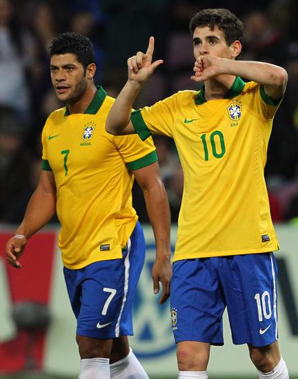 Новости спорта футбол бразилия испания