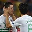 Криштиану Роналду, Сборная Португалии по футболу, Сборная Испании по футболу, Евро-2012, обзор гостевых