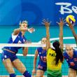 Заречье-Одинцово, сборная России жен, Любовь Соколова, сборная Бразилии жен, сборная Сербии жен, сборная Италии жен, Пекин-2008