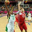 Лондон-2012, олимпийский баскетбольный турнир, сборная Испании, сборная Бразилии