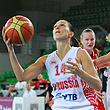 Евробаскет-2011 жен, сборная России жен, сборная Чехии жен