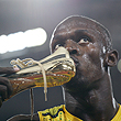Криштиану Роналду, Усэйн Болт, Манчестер Юнайтед, Уэйн Руни, бег, чемпионат мира, Асафа Пауэлл, сборная Ямайки