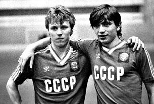 Два Игоря - Добровольский и Колыванов