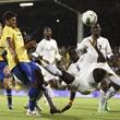 Лусио, товарищеские матчи (сборные), сборная Бразилии, сборная Ганы