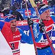 лыжные гонки, чемпионат мира, Никита Крюков, Алексей Петухов, командный спринт
