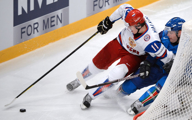 Италия оценки сборной россии хоккей