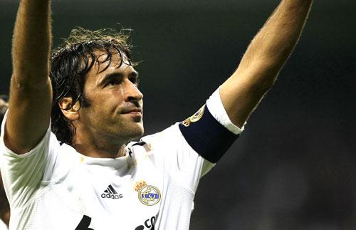 Реал Мадрид, Рауль, примера Испания