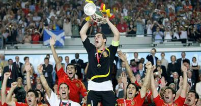 сборная Германии, сборная Испании, Йоахим Лев, Фернандо Торрес, Луис Арагонес, Евро-2008