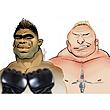UFC, Брок Леснар, Алистер Оверим