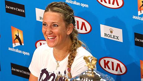WTA, Виктория Азаренко