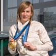 сборная России жен, Ванкувер-2010, Анастасия Кузьмина, сборная Словакии жен