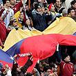 сборная Бразилии, сборная Перу, болельщики, Кубок Америки