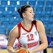 Ксения Тихоненко, молодежный ЧЕ-2012 жен, молодежная сборная России жен